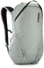 THULE Táska TH háti Stir 18L ezüst 0,42 kg, 20x20x45 cm, kulacszsebbel 3203560 esővédő külön kapható TH3204090