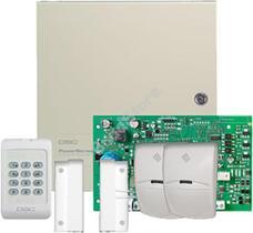 DSC PC1404 csomag + 2 db SIM-PI 120557