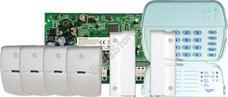 DSC PC1616 csomag + 4 db SIM-PI 120588