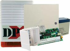 DSC PC585 + DPX128 + 4Ah 120770