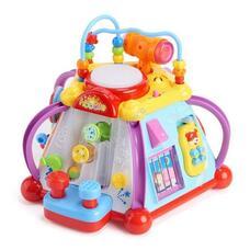 Készségfejlesztő játékcentrum babáknak HOP1001014-1