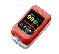 CREATIVE PC-60NW Véroxigénszint mérő pulzoximéter PC60NW