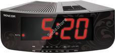 SENCOR SRC 108 S Rádiós ébresztőóra SRC108S