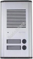 COMMAX DR-201AG Kétlakásos audio kaputelefon kültéri egység 117156