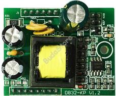 EXCELLTEL CDX-D832-KEY Rendszertelefon mellékállomás kártya 118252