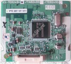 Panasonic KX-TE82494X Hívásazonosító kártya 105540