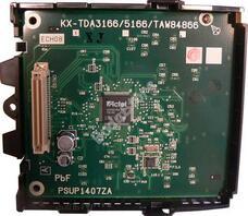 Panasonic KX-TDA3166X Visszhang elnyomó kártya 102586