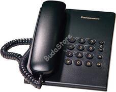 Panasonic KX-TS500HGB fekete vezetékes telefon 102307