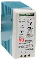 Mean Well DRC-60A tápegység és akkumulátortöltő 114051