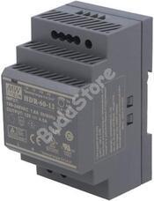Mean Well HDR-60-12 kapcsolóüzemű tápegység 116633