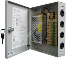 SUNWOR SCPS-1205-9 CCTV tápegység 114544