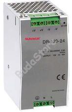SUNWOR DR-120-24 kapcsolóüzemű tápegység 114263