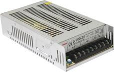 SUNWOR S-200-24 kapcsolóüzemű tápegység 114254