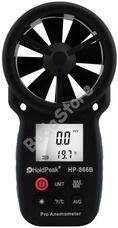 HOLDPEAK 866B Digitális szélerősség és hőmérsékletmérő 113755