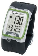 SIGMA PC 3.11 Pulzusmérő óra - zöld csíkkal