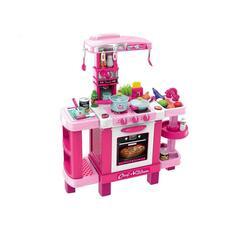Játékkonyha pink HOP1001149-1