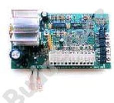 DSC PC 5204 Segéd tápegység és 4 PGM relés kimeneti modul PC5204