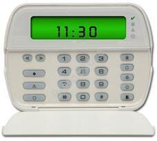 DSC RFK5501-868 LCD kezelő 115440