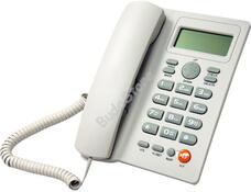 EXCELLTEL PH-208 fehér Analóg asztali telefonkészülék 121428