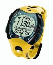 SIGMA RC 14.11 Pulzusmérő óra sárga