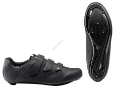 NORTHWAVE Cipő NW ROAD CORE 2 42,5 fekete/antracit 80211013-19-425
