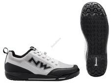 NORTHWAVE Cipő NW FLAT CLAN 45 fehér  80193037-99-45