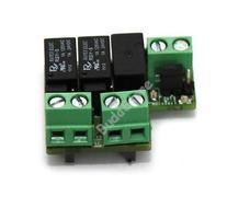 TELLSYSTEM EXP Relay3 Relés bővítő panel Pro sorozatú GSM átjelzőkhöz