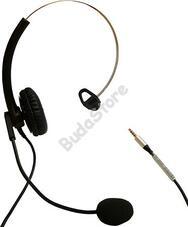 EXCELLTEL CDX-308S JACK Kezelői fejhallgató és mikrofon 121431