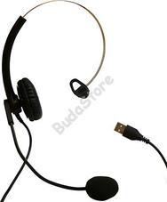 EXCELLTEL CDX-308S USB Kezelői fejhallgató és mikrofon 121430