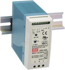 Mean Well DRC-40A tápegység és akkumulátortöltő 121544
