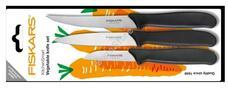 FISKARS ESSENTIAL zöldségkés készlet (3 részes) 200628 1023785