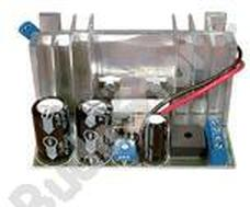 TAPTE 1230 Segéd tápegység és akkumulátortöltő panel