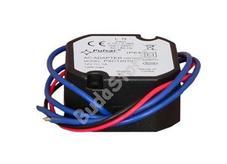PULSAR PSC 12010 CCTV tápegység 60mm-es kötődobozba szerelhető PSC12010