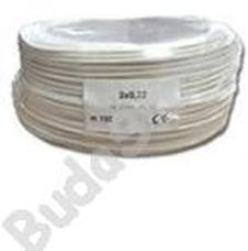 2x0.22 eres biztonságtechnikai kábel