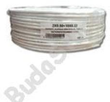 Erősített 2x0.5+10x0.22 eres biztonságtechnikai kábel