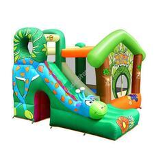 HAPPYHOP 9139 Jungle Fun otthoni légvár ugrálóvár