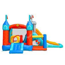 HAPPYHOP 9021 13in1 Bouncy Castle otthoni légvár ugrálóvár