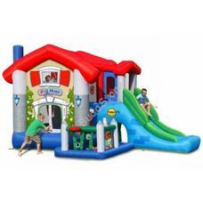 HAPPYHOP 9515 The Big House otthoni légvár ugrálóvár