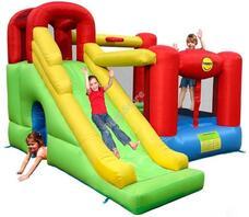 HAPPYHOP 9060 6in1 Play Center otthoni légvár ugrálóvár