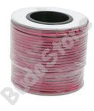 2 eres piros-fekete kábel 20083 hangszóróvezeték