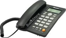 EXCELLTEL PH-208 fekete Analóg asztali telefonkészülék 121429
