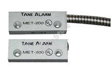 TANE MET-200 ARM Felületszerelhető alumínium házas mozgásérzékelő