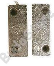 FDP C3 Felületre szerelhető fém nyitásérzékelő szabotázs vezetékkel