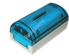 SASO HD-15 kék Xenon villogó