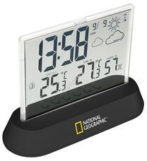 Bresser National Geographic időjárás állomás, átlátszó 74622