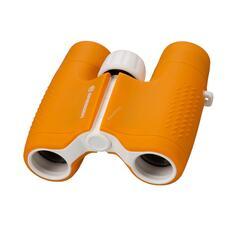 Bresser Junior 6x21 kétszemes távcső gyermekek részére, narancssárga 77572