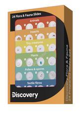 Discovery Flora & Fauna – 24 előkészített tárgylemezkészlet 78226