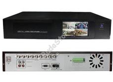 SANAN SA-2608B 8 video 2 audio csatornás digitális rögzítő