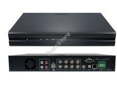 ILDVR 6008HB 8 video 4 audio csatornás digitális képrögzítő