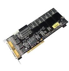 ILDVR 3000H4C+16 PC alapú digitális kép- és hangrögzítő kártya